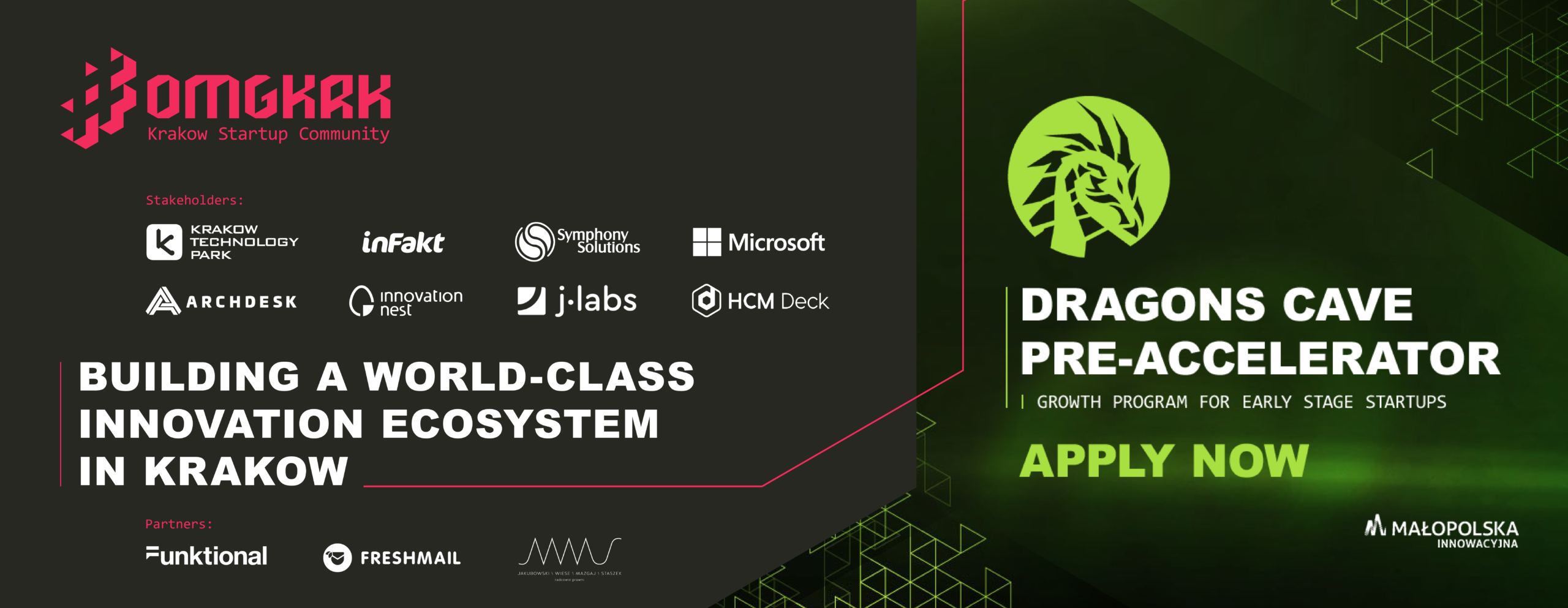 , Applications Open For Dragons Cave Pre-Accelerator