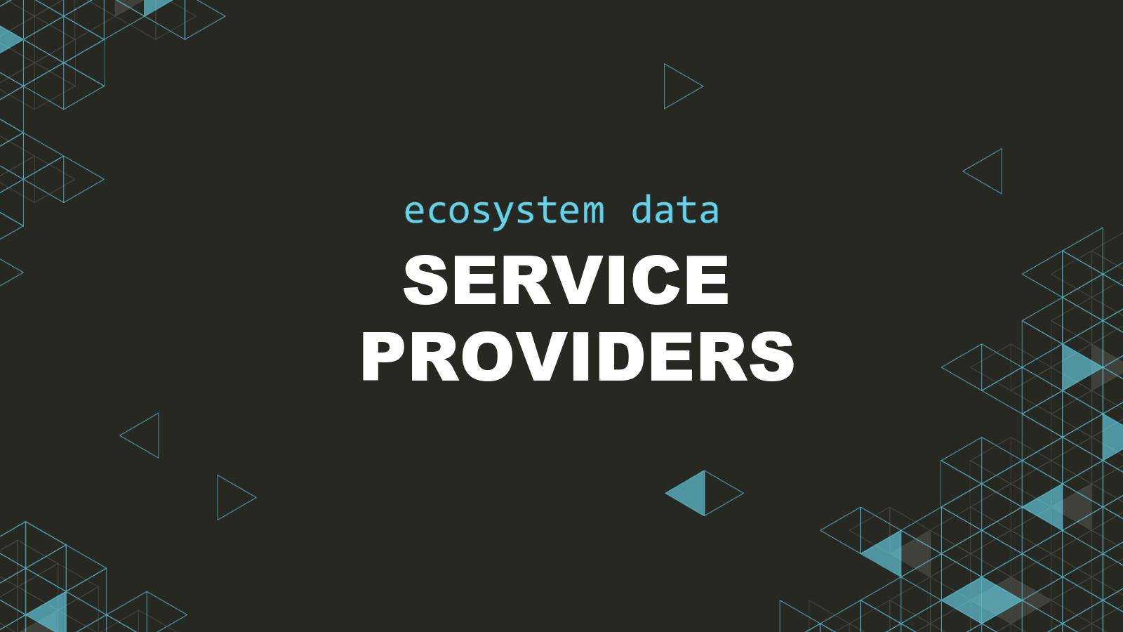 , Service Providers
