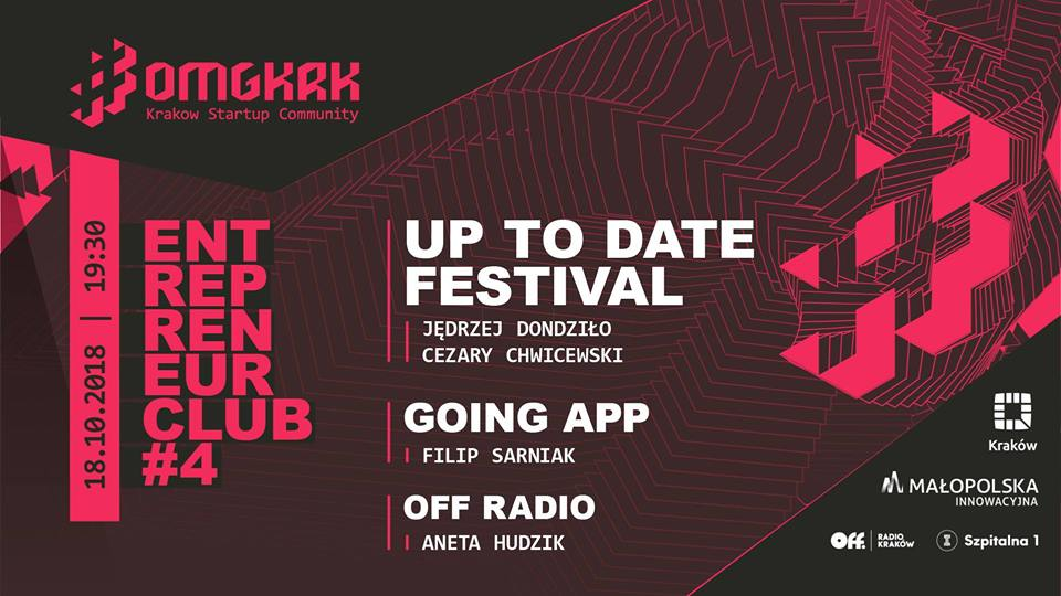 , The Weekly Pitch, September 24th: #OMGKRK Kraków Startup Week Events Are Live and  Organisations You Need To Know