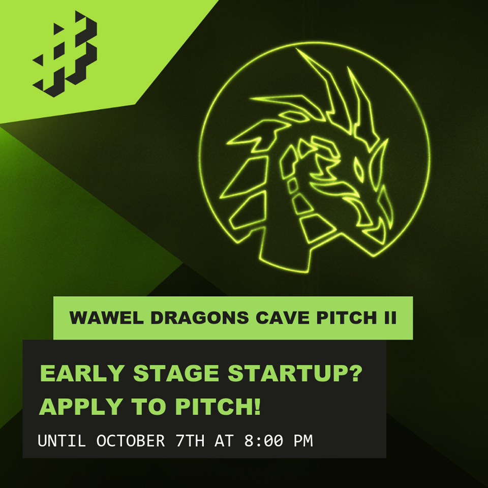 , The Weekly Pitch, October 1st: #OMGKRK Academy #9, Entrepreneur Club #4, Wawel Dragons Cave Pitch and Ambitious Students