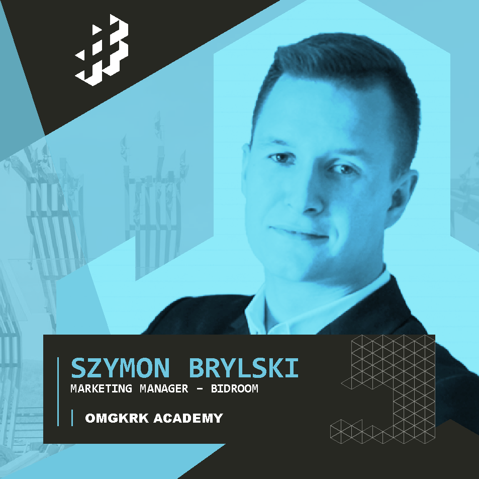 , OMGKRK Academy #10: Krakow Tech 2018 – Year In Review with Bartosz Józefowski, Bidroom.com & #OMGKRK Team