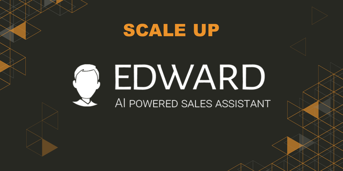 , Edward.ai: AI powered Sales Assistant