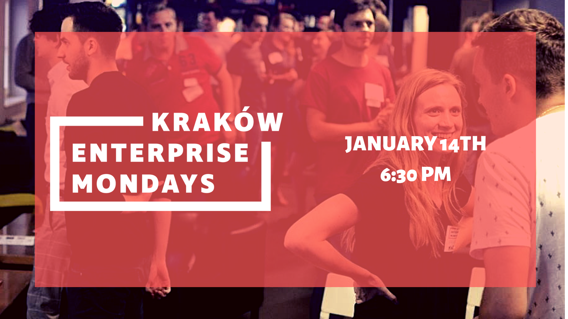 , The Pitch, January 7th: Welcome In The Future! What Will Happen In Kraków Startup Community In 2019?