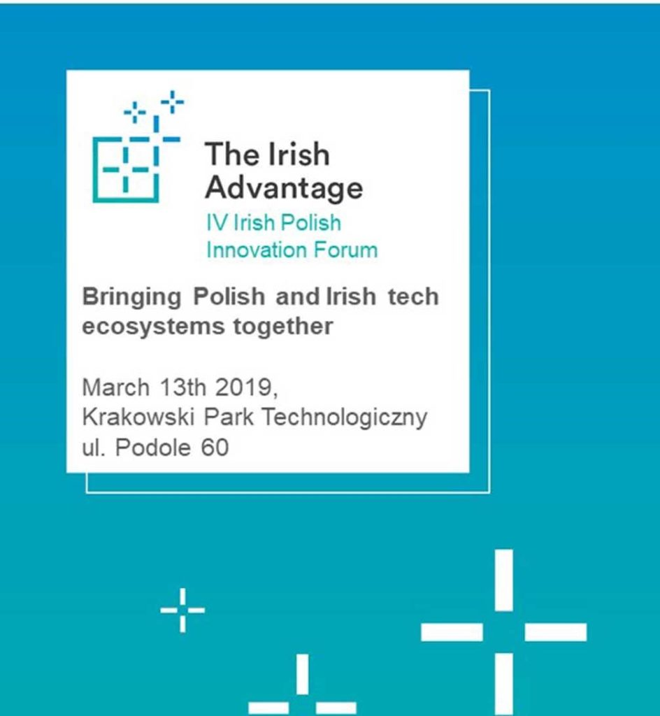 , #OMGKRK Community Member: Enterprise Ireland Warsaw