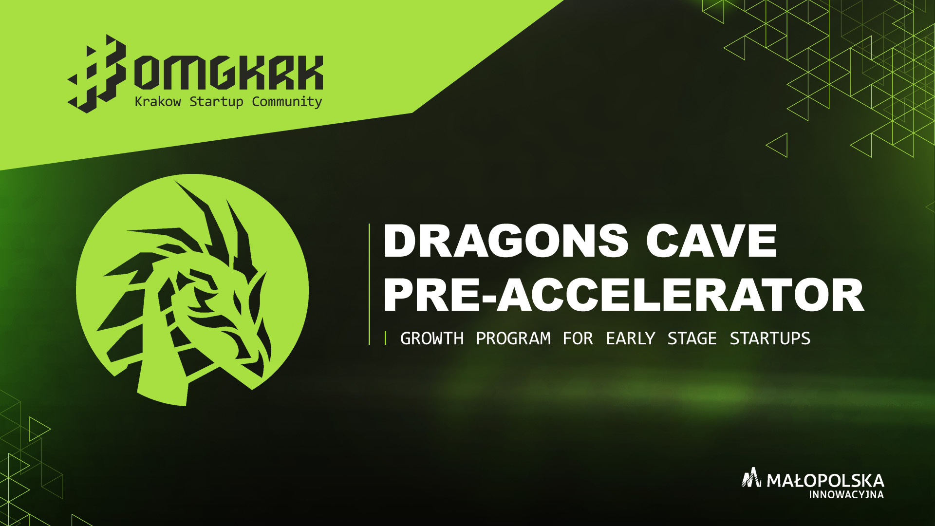 , Dragons Cave Pre-Accelerator