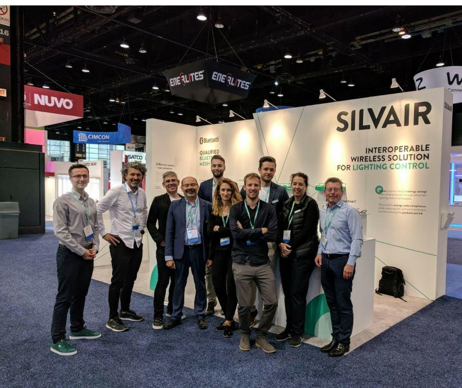 , Silvair: Innovative IoT technologies for the smart lighting industry