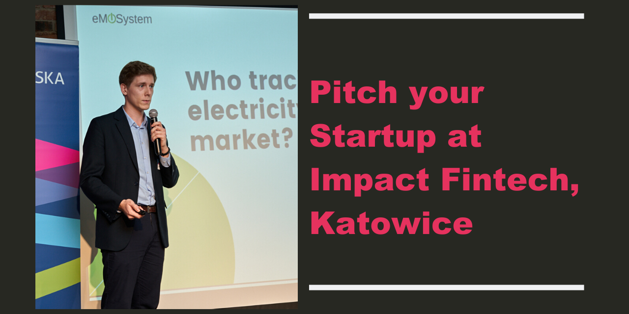 Calling All Krakow FinTech Startups to Pitch at Startup
