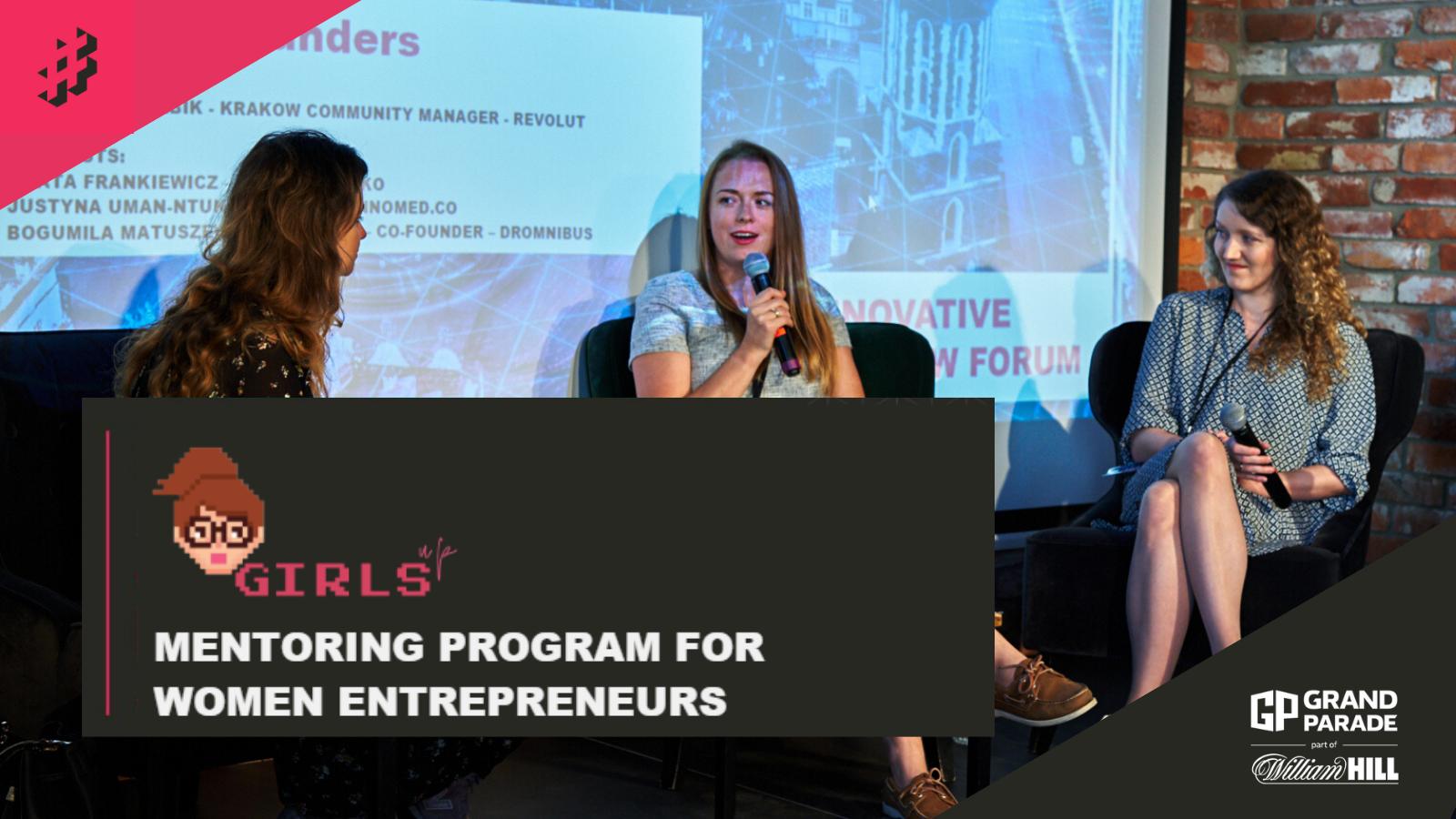 , Girls Up Mentoring Program For Women Entrepreneurs