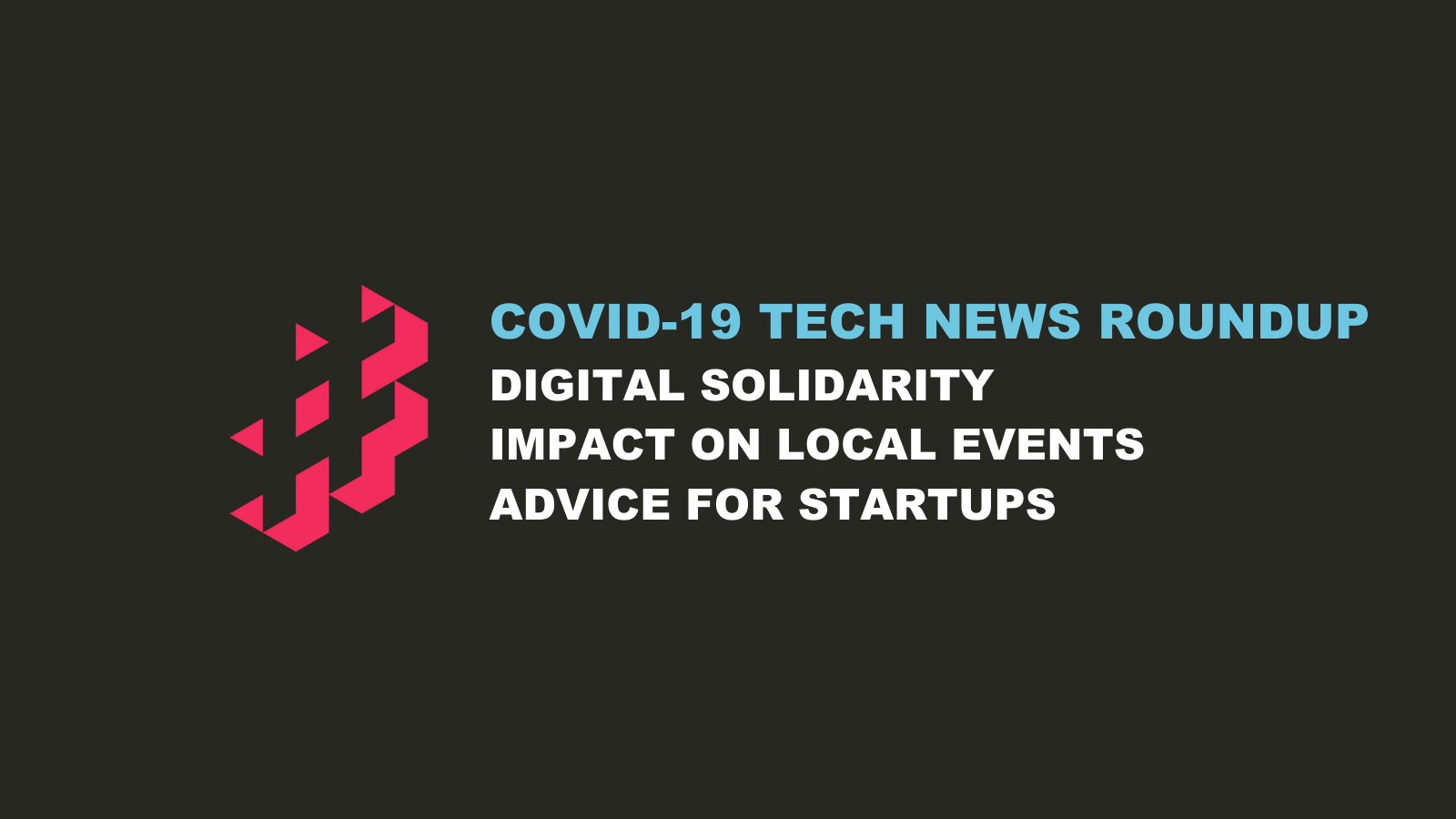 , COVID-19 Tech News Roundup
