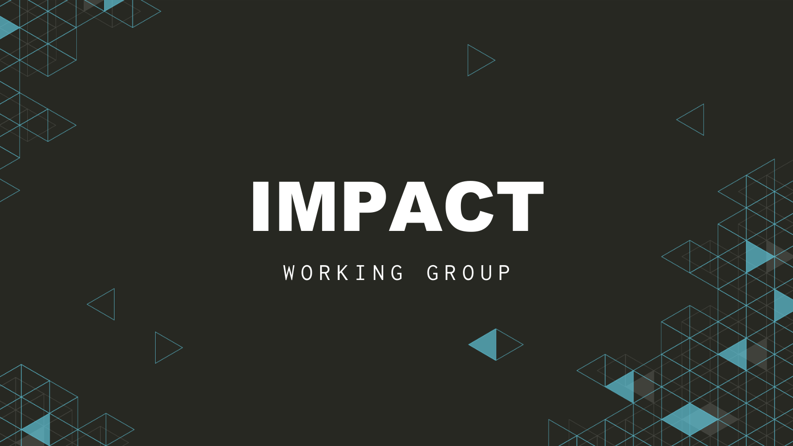 , Impact Working Group