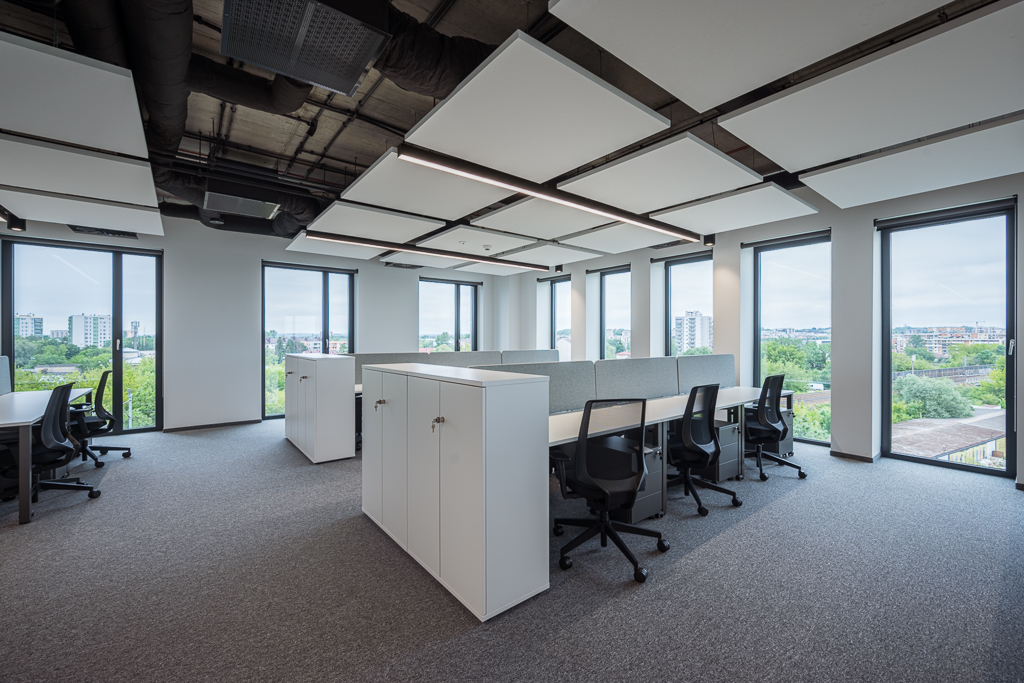 A Modern And Fully Furnished Office Space, CitySpace: A Modern And Fully Furnished Office Space
