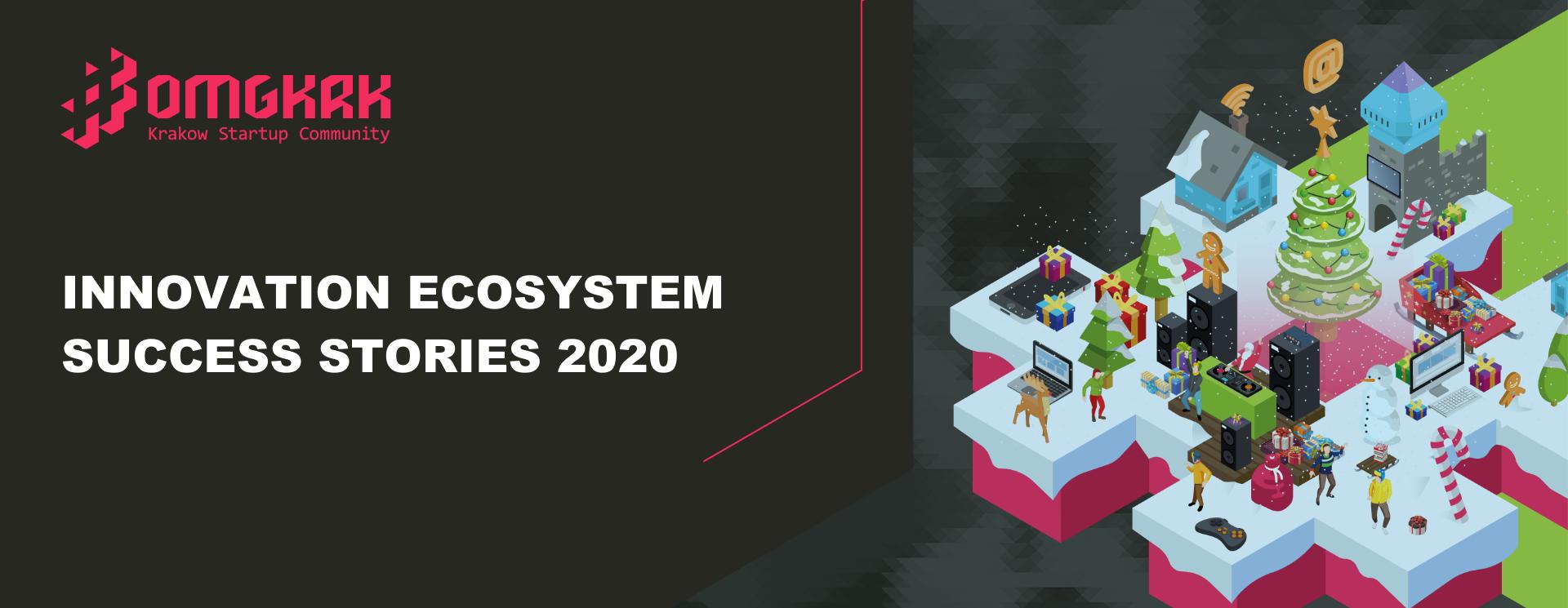 , Innovation Ecosystem Success Stories 2020